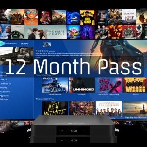 PureTV - IPTV Product Image - 12 Month