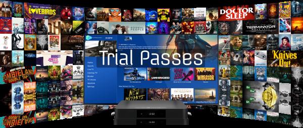 PureTV - IPTV Product Image - Trials