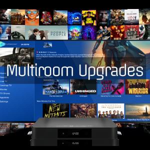 PureTV - IPTV Product Image - Multiroom Upgrades